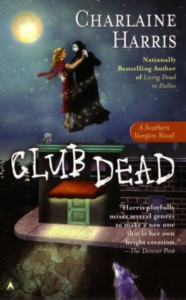 Charlaine Harris Club Dead