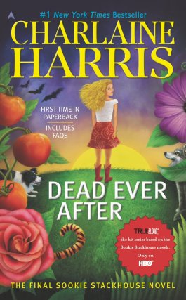 Charlaine Harris Dead Ever After