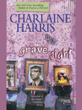 Charlaine Harris Grave Sight