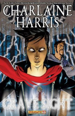 Charlaine Harris Grave Sight Graphic Novel Part 1
