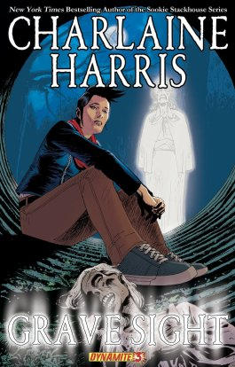 Charlaine Harris Grave Sight Graphic Novel Part 3