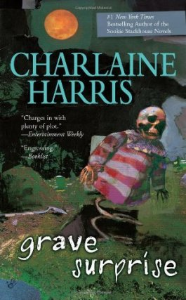Charlaine Harris Grave Surprise