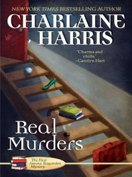 Charlaine Harris Real Murders