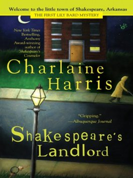 Charlaine Harris Shakespeare's Landlord