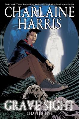 Charlaine Harris Grave Sight Graphic Novel Part 5