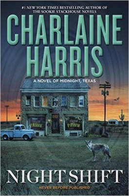 Charlaine Harris Night Shift