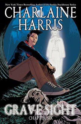 Charlaine Harris Grave Sight Graphic Novel Part 6