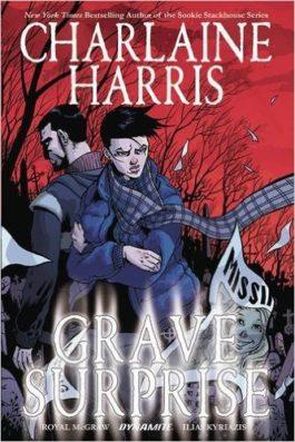 Charlaine Harris Grave Surprise Graphic Novel